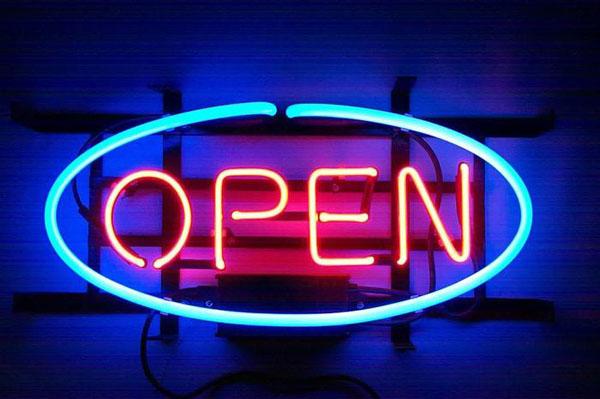 open-neon-sign